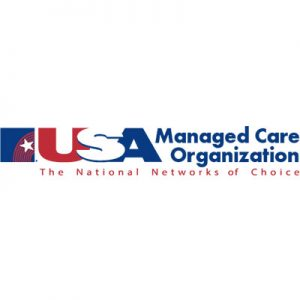 USA Managed Care Organization logo